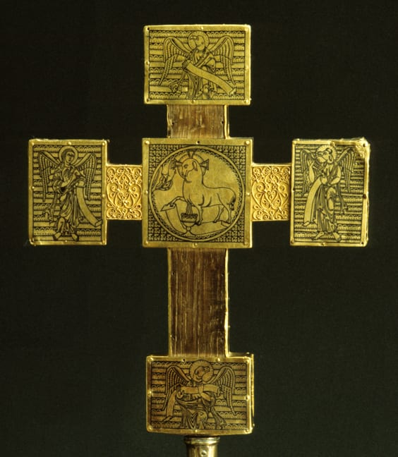 22. Enger cross, reverse. Berlin, Kunstgewerbemuseum, 1888,635 (photo: author).