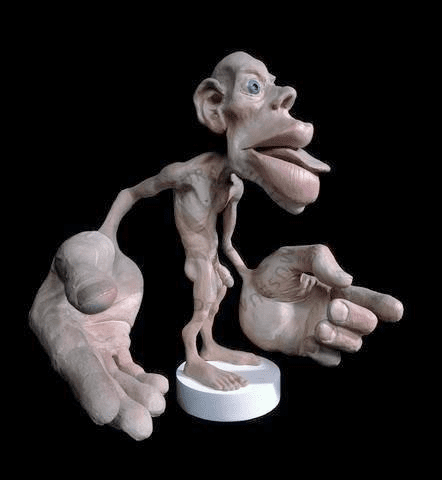Fig. 8. Sensory Homunculus. This is all over the web with no obvious ownership.